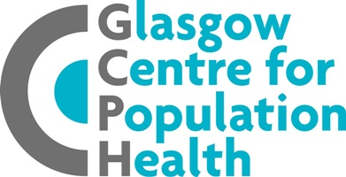 Glasgow Centre for Population Health logo